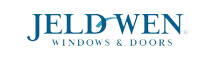 Jeld-Wen Windows and Doors logo.