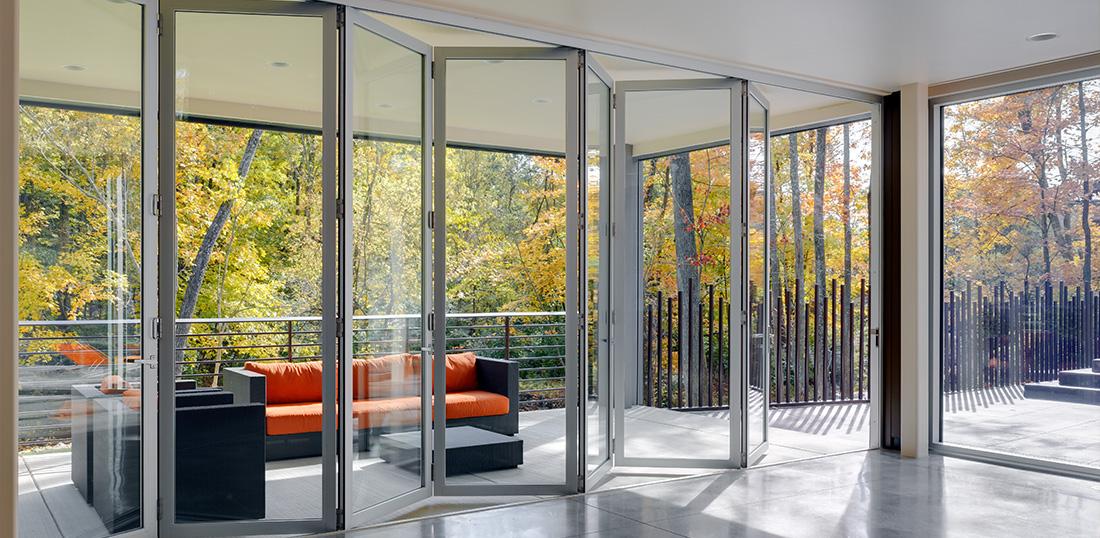 Lacantina Aluminum Doors