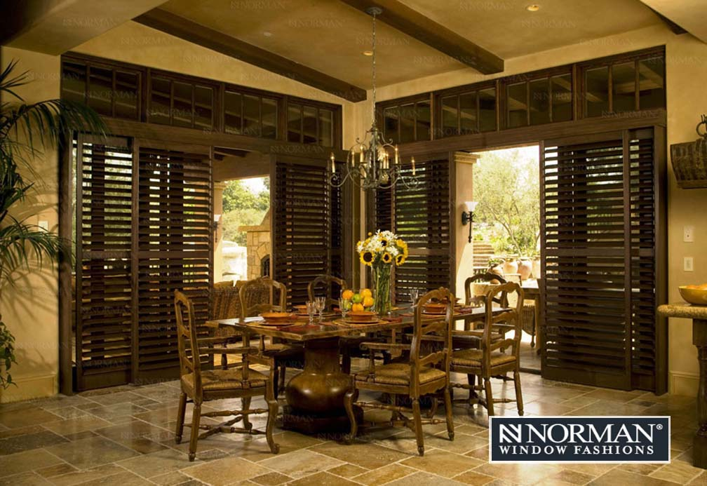 Spotlighting Quality: Blinds, Shutters and Shades by Norman